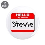 Hello my name is Stevie 3.5