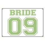 Bride 09 (Green) Banner