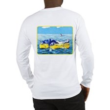 Hatteras Style Liferaft Long Sleeve T-Shirt