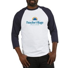 Cute Villages Baseball Jersey