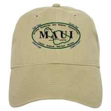Maui - Been There Surfed That - Baseball Cap