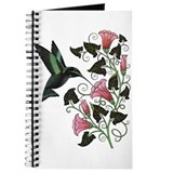 Garden Hummingbird Journal