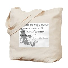 Math vs. Politics Tote Bag
