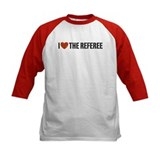 I Love The Referee Tee
