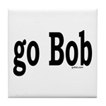 go Bob Tile Coaster