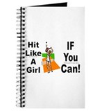 Hit/Girl (tennis 2) Journal