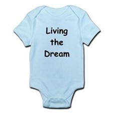 Living the Dream Infant Bodysuit