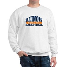 Fighting Illini Basketball Sweatshirt