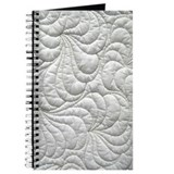 Whitework feathers Journal