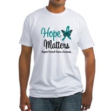 Hope Matters Cervical Cancer Shirt