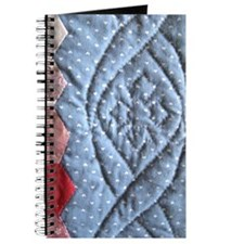 Quilting in the blue Journal