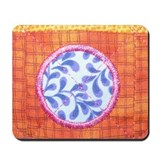 Satin ball Mousepad