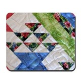 Floral Basket Mousepad