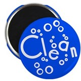 Dishwasher Clean Magnet