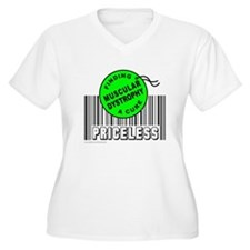 MUSCULAR DYSTROPHY FINDING A CURE T-Shirt