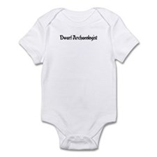 Dwarf Archaeologist Infant Bodysuit