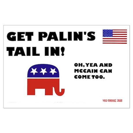 Palin 2008 Large Poster