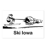 Ski Iowa Postcards (Package of 8)