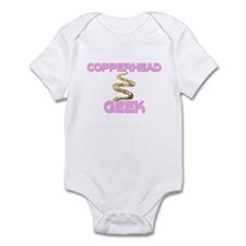 Copperhead Geek Infant Bodysuit