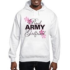 Proud Army Girlfriend Hoodie