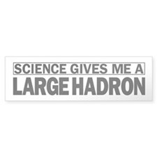 The LHC Bumper Sticker (10 pk)