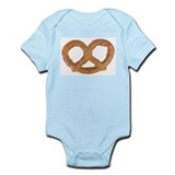 A Pretzel On Your Infant Creeper