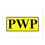 PWP Postcards (Package of 8)