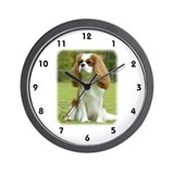 Cavalier King Charles Spaniel 9F100D-18 Wall Clock