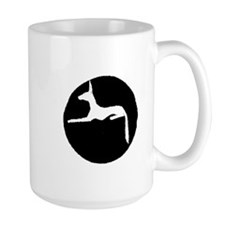 pharaoh hound large mug