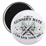 My Gunner's Mate Magnet