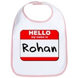 Hello my name is Rohan Bib