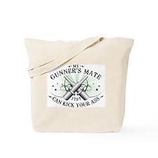 My Gunner's Mate Tote Bag