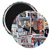 Obama Nominated: Newspaper Magnet