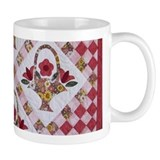 Trudy's Flower Baskets Small Mug