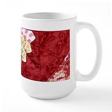 red & yellow fan Coffee Mug