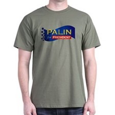 Palin for President T-Shirt