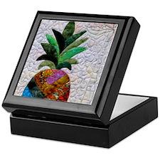 Trudy's Pineapple Keepsake Box