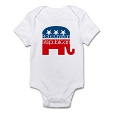 Proud Christian Republican Infant Bodysuit