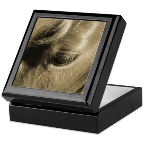 Window of the Soul Keepsake Box