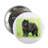 "Chow Chow 9B008D-25 2.25"" Button (100 pack)"