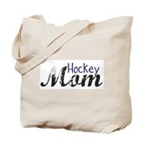 Hockey Mom Tote Bag
