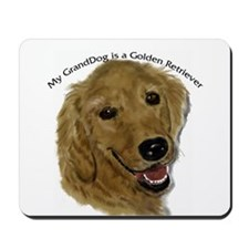 Golden Retriever GrandDog Mousepad