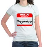 Hello my name is Reynaldo T