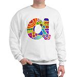 Monogram A Sweatshirt