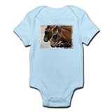 Carriage Horse Infant Bodysuit