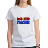 """Rock Star Teacher"" Tee"