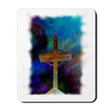 """Orion's Cross"" Mousepad"