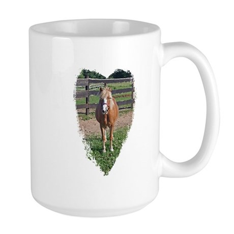 Pony Love (Brush) Large Mug