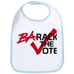 BaRack the vote Bib