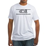 Monogram A Fitted T-Shirt